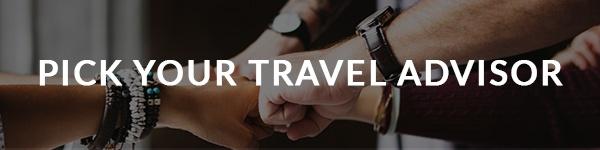 Pick Your Travel Advisor